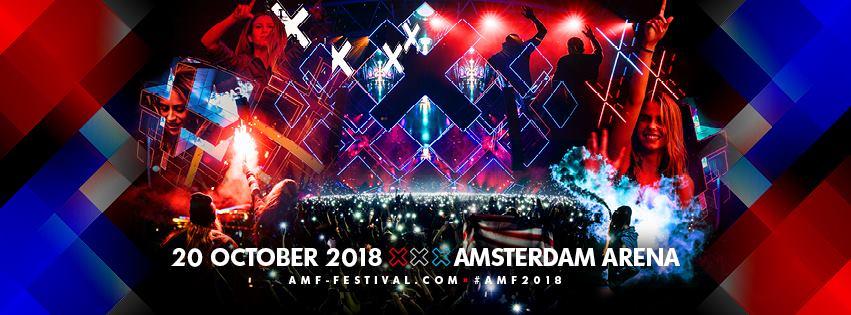 Amsterdam Music Festival 2018 Early Bird Tickets