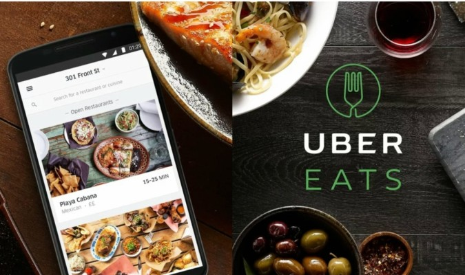 Uber Eats Promo Code: Get 8€ Off Your First Order