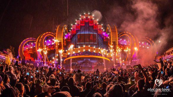 Electric Love Festival Discount