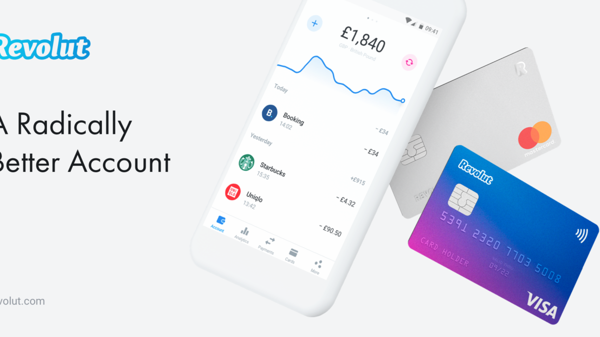 Revolut Promo Code Get 25€ and a Free card 2021