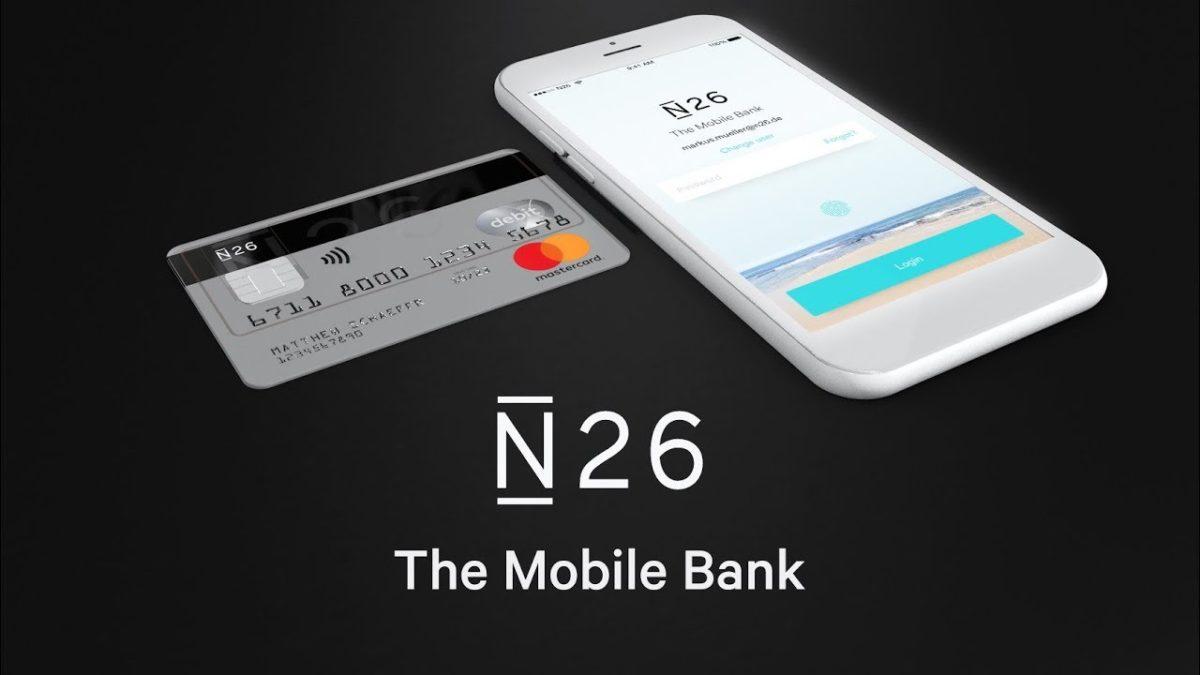 Get 15€ free with this N26 Code: henrykem9071 – April 2021