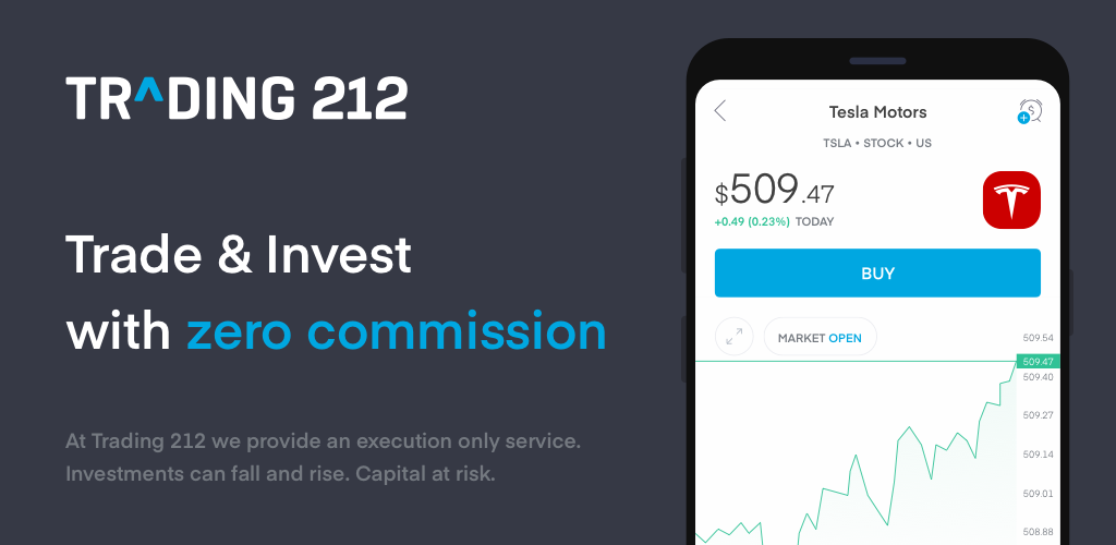 Trading 212 Promo Code – FREE Share Worth 100€/£/$