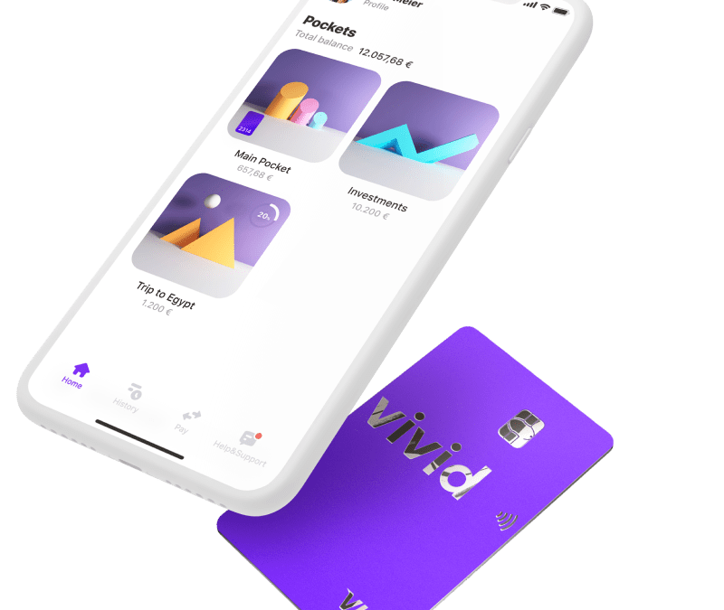 Vivid promo code get 20€ and a free metal card – 2021